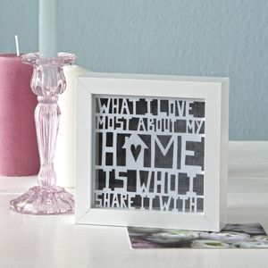Adorable. Have to make one for the girls room.