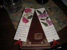 manualidades flores prensadas - Buscar con Google