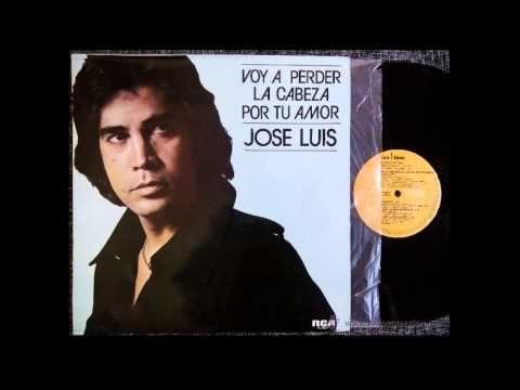 Voy A Perder La Cabeza Por Tu Amor José Luis Rodriguez El Puma 1978 Youtube Jose Luis Rodriguez Musica Para Mama Musica Romantica