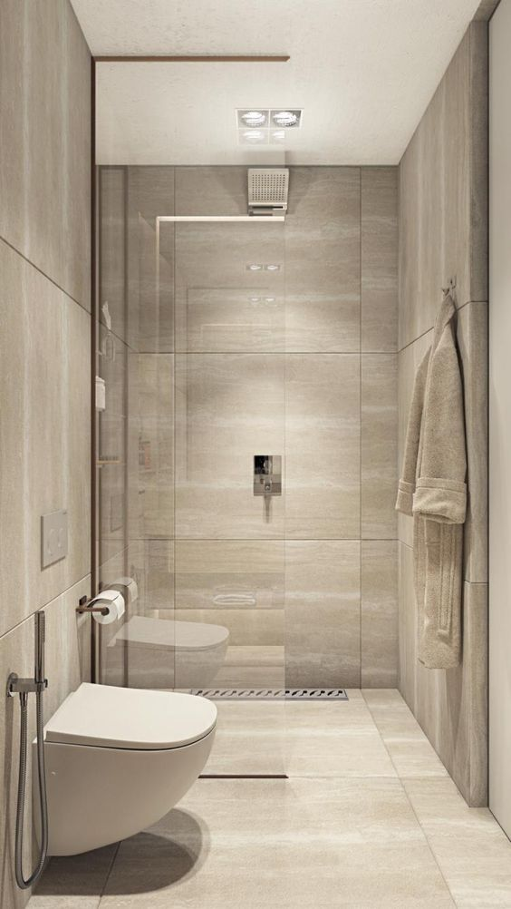 35 Modern And Small Bathroom Decoration Ideas Bathroom Layout
