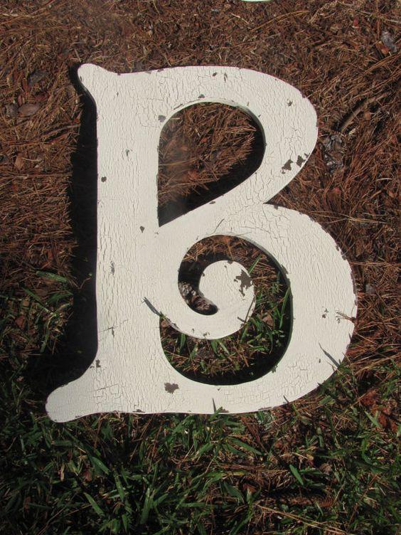 Vintage wooden cottage signs