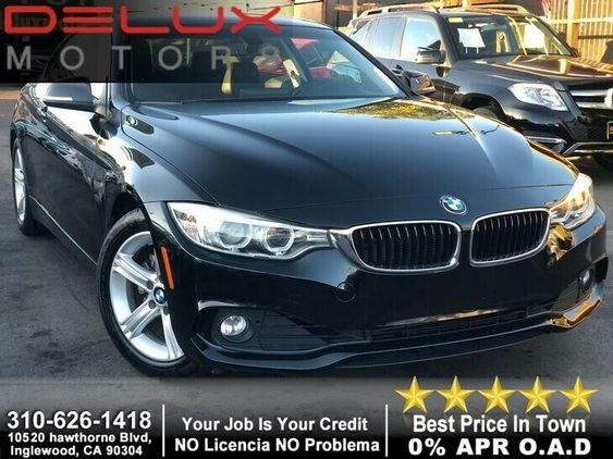 Ebay Advertisement 2015 Bmw 4 Series 428i Coupe 2d 428i Coupe 2d
