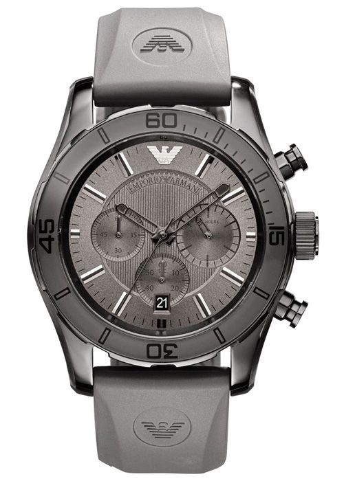 Emporio Armani Mens Watch Sportivo AR5949 Chronograph