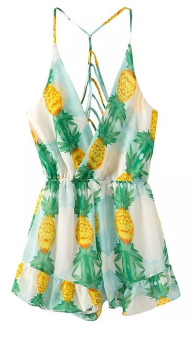 Pineapple romper: http://www.stylemepretty.com/collection/2193/: