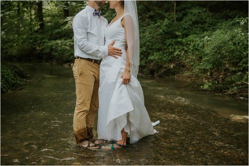Muddy Wedding Dresses A Guide To Dress Cleaning And Preservation