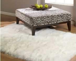 Faux Fur Rug Homesense Home Outers Target The Stuffing And