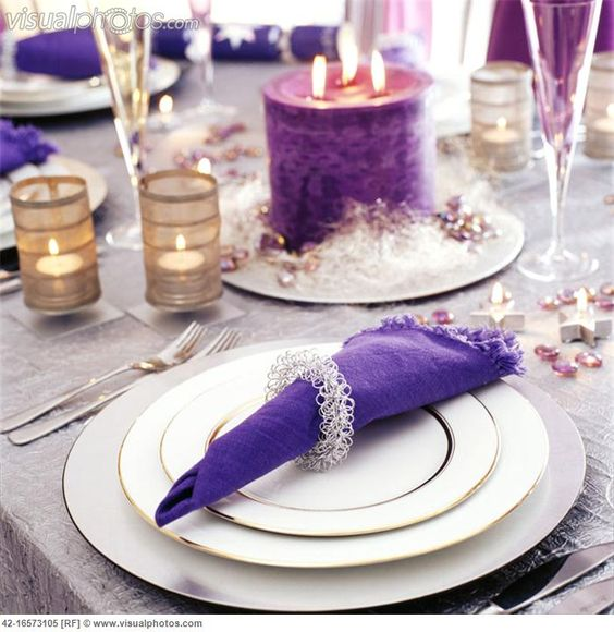 elegant wedding tables - Bing Images