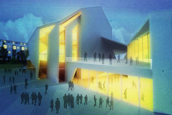Ethos Architects, Tommaso de Sando, Davide Pedrini · House of Fairytales · Divisare