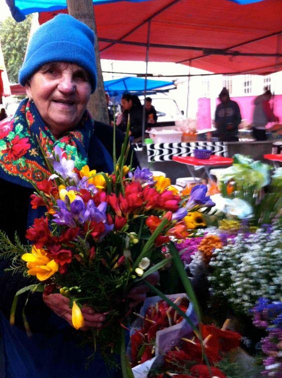 Minha florista!