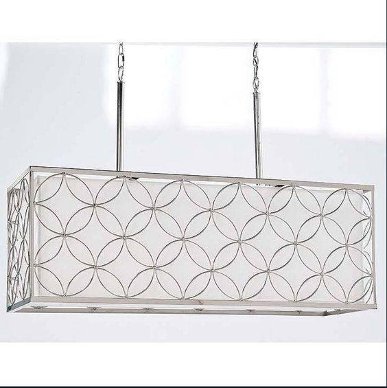 rectangular chandelier rustic rosepourpre remodel pinterest chandeliers rectangular. Black Bedroom Furniture Sets. Home Design Ideas