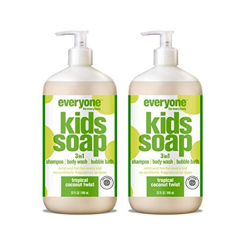 Everyone 3 In 1 Soap For Every Kid Safe Gentle And Natural