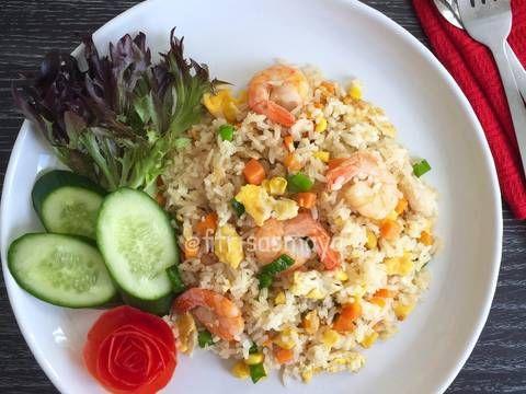 Resep Nasi Goreng Hongkong Pr Recookmantenelise Oleh Fitri Sasmaya Resep Resep Masakan Indonesia Resep Resep Masakan