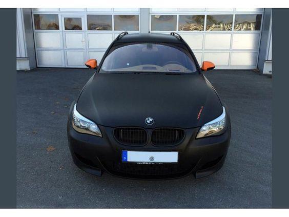 BMW M5 Touring G-Power Hurricane RS