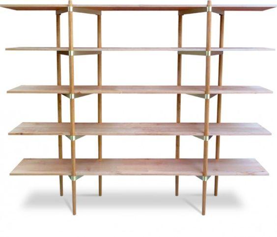 Stunning shelves