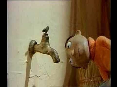 Canción animación sobre el consumo responsable del agua en el planeta tierra;