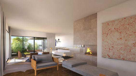Fragmentos de Arquitectura | Casa dos Pilotos | Cascais | Arquitetura | Architecture | Atelier | Design | Indoor | Details | Sala de Estar | Living Room