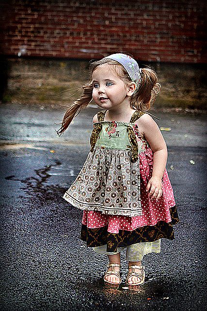 ~ Precious ~: Hippie Baby Clothes, Layered Dresses, Gypsy Children, Cute Kid, Beautiful Children, Boho Kids Clothes, Sewing Inspiration, Children Clothing, Gypsy Girls