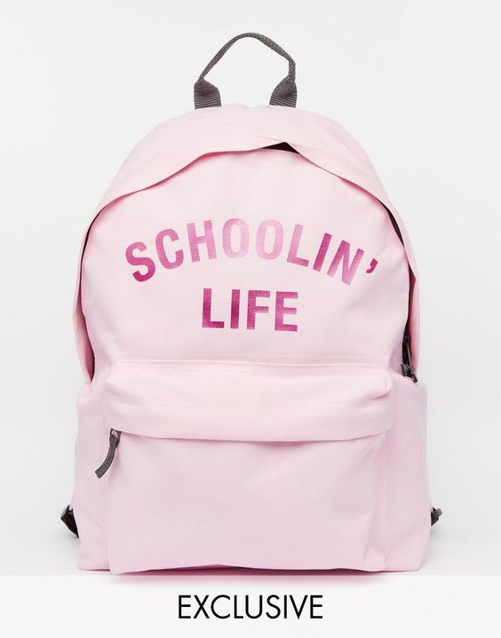 Adolescent Clothing - Schoolin' Life - Sac à dos