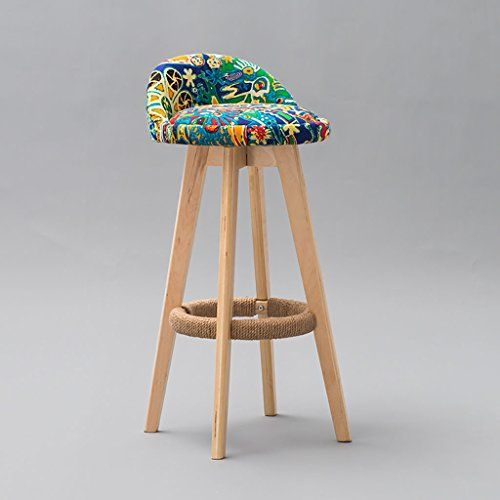 Swell Barstools Multi Color Optional Modern Assembly Rotating Wood Machost Co Dining Chair Design Ideas Machostcouk