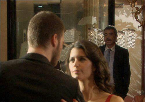 """Promise you'll remember that you're mine"" Behlül & Bihter, Aşk-ı Memnu. 60.Bölüm."