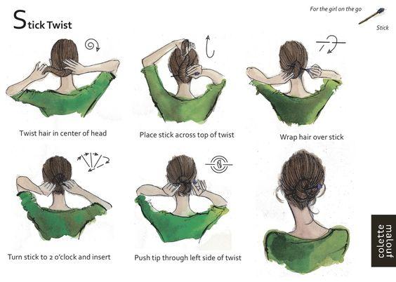 stick twist (colette malouf)