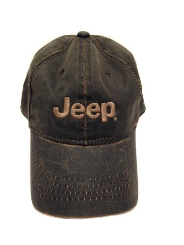 Jeep Quot Weathered Quot Hat W Bronze Wash Effect Jeep Http Www