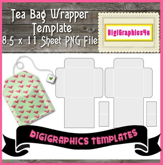 Templates, Collage sheet and Teas on Pinterest