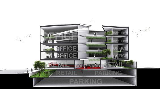 Gallery of Halcón Building / TEC - Taller EC - 13