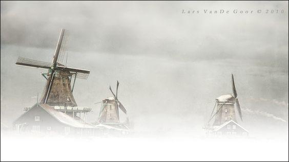 Zaanse Schans,Netherlands (Via Sophie`s Corner)