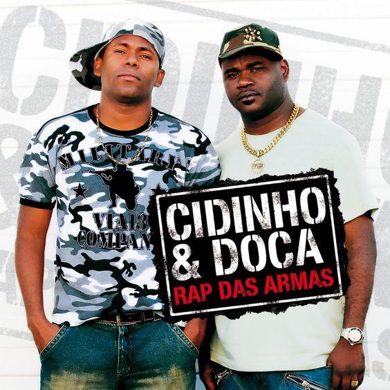 Cidinho & Doca – Rap das Armas (single cover art)