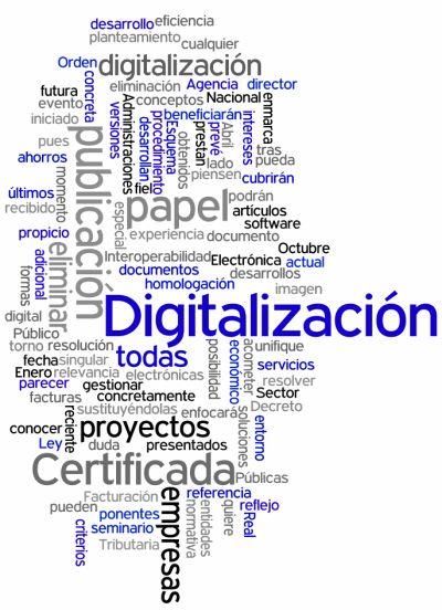 Resultado de imagen de Interoperabilidad de Digitalización de documentos