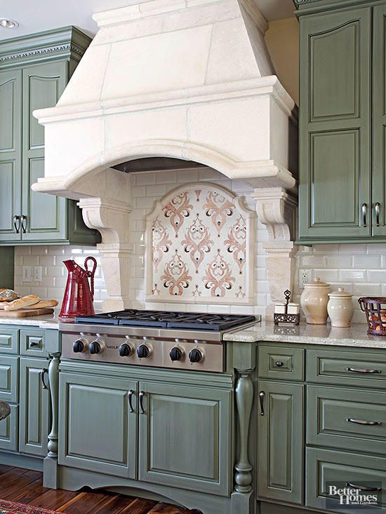Creative Backsplash Ideas Country Kitchen Backsplash Kitchen Design French Country Kitchen