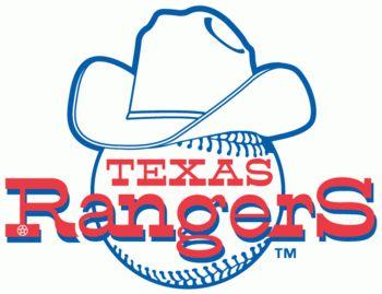 Texas Rangers logo (1972-1982)