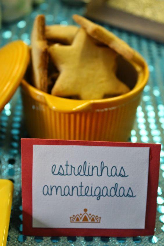 Biscoitos Amanteigados ~ Mamãe Sortuda