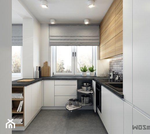 Bildergebnis Fur Mala Nowoczesna Kuchnia Z Oknem Home Decor Kitchen Modern Kitchen Interiors Home Kitchens