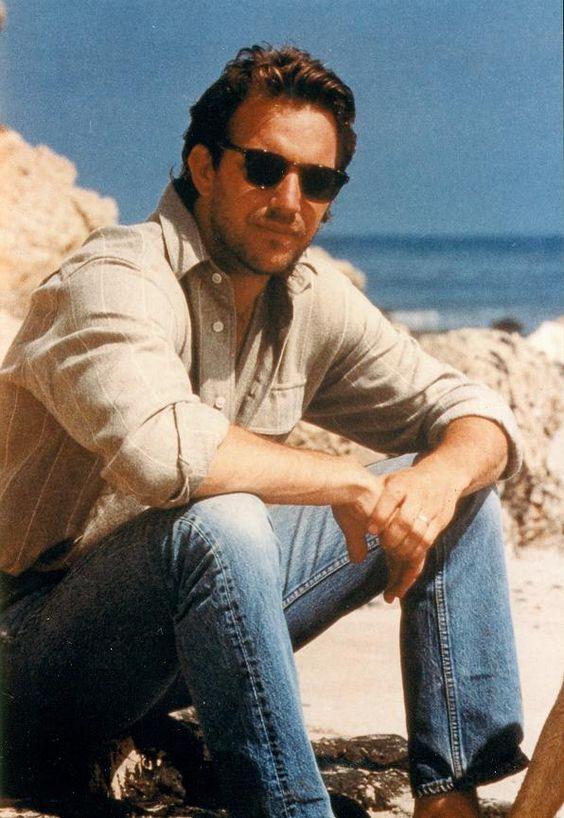 Kevin Costner Happy Birthday You Sexy Bastard❤