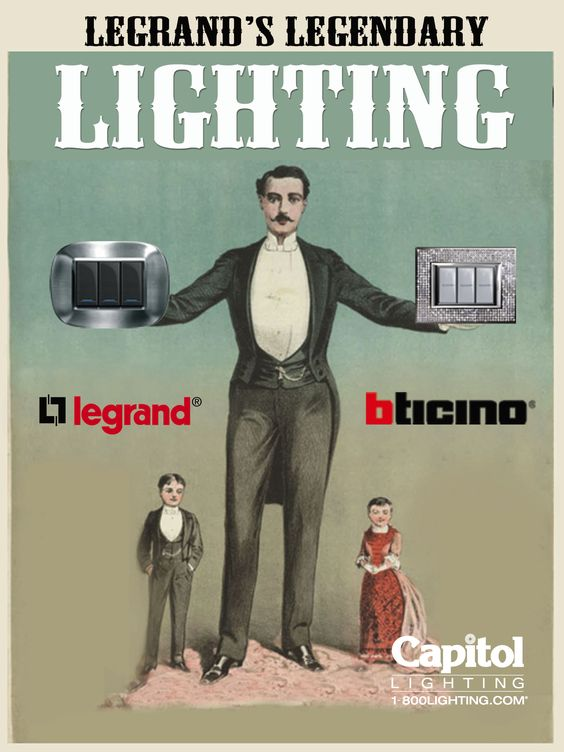Legrand Poster from our Roaring 20's Party