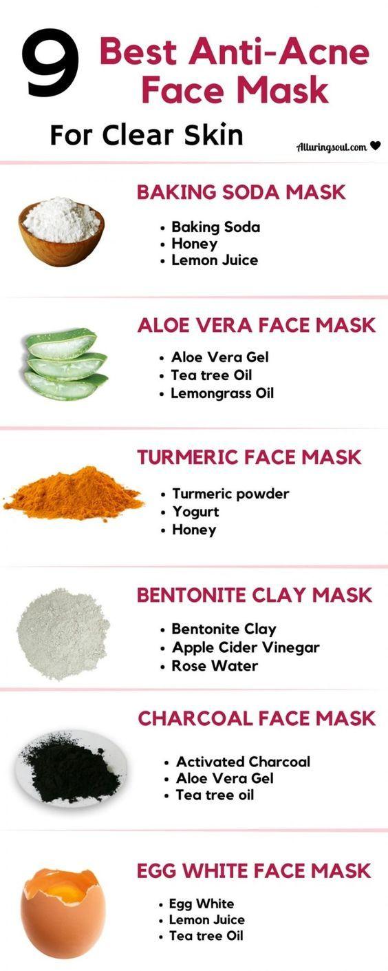 Face Skincare Facemask Glowing Skin Mask Blogger Trending Diy Beauty Beautiful Food Anti Acne Face Mask Acne Face Mask Easy Homemade Face Masks