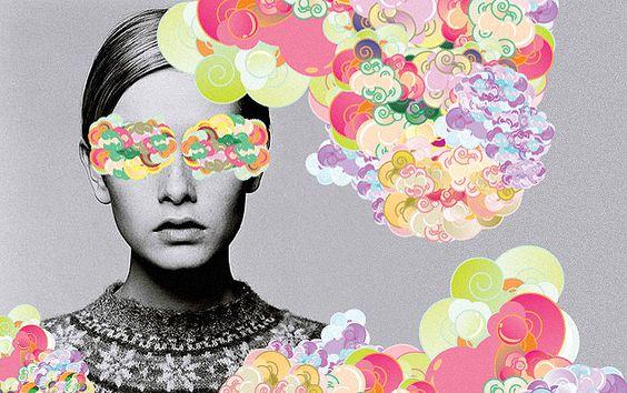 My Artistic Brain by Stephen Walker, via Behance