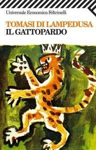 Il Gattopardo book cover: