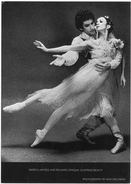 Marcia Haydee & Richard Cragun in 'Sleeping Beauty'_Gemini Studio; 49. Photo Max Waldman by Performing Arts / Artes Escénicas, via Flickr: