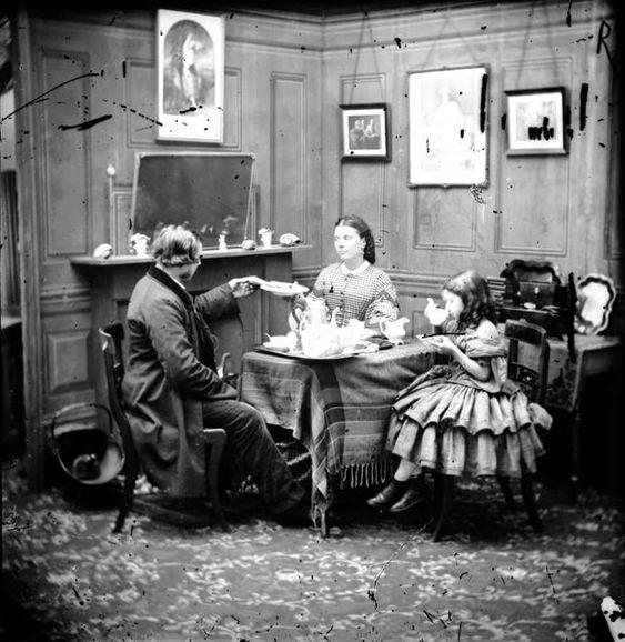 Victorian era Tea