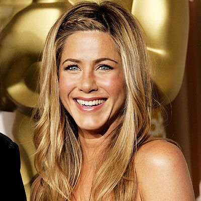 Bored with the same old updos? (So are we!) Take a hint from Jen Aniston's 2009 Oscars look (the braid at her hairline made this style one for the record books): Bang Braid, Front Braid, Hairstyle, Hair Style, Hair Color, Braided Bang