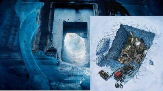 (Dr. Michael Salla) In early January 2017, secret space program whistleblower Corey Goode says he was taken to Antarctica to witness the first scientific excavations of ruins from an ancient flash frozen civilization buried under two