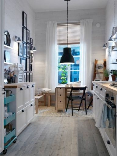 jalousien lampen and kleine k chen on pinterest. Black Bedroom Furniture Sets. Home Design Ideas
