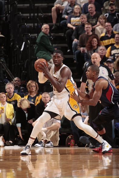 Eastern Conference Quarterfinals: Game 1 | (3) Indiana #Pacers over (6) Atlanta #Hawks 107-90. Indiana leads series 1-0.