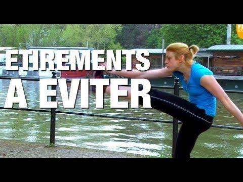 Comment s'étirer après un jogging : les conseils de la coach Lucile Woodward pour bien s'étirer après le sport en vidéo : mollets, psoas, obliques,...