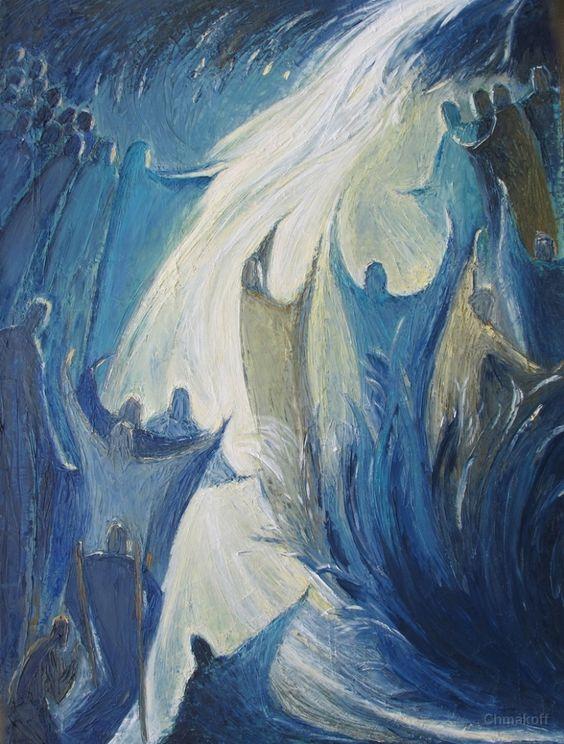 Macha Chmakoff, Pentecôte lumière