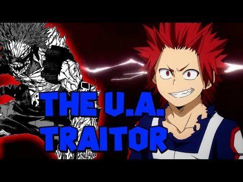 Kirishima Is The Traitor My Hero Academia Theory Youtube Traitor Kirishima My Hero