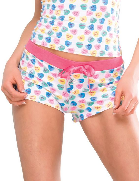 Cute boxer shorts, cute sleepwear, womens boxer shorts | Pajamas ...